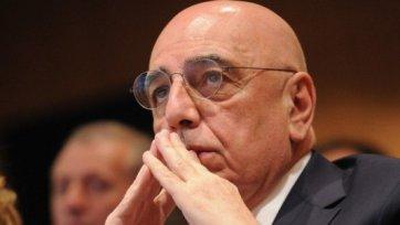 Адриано Галлиани может подать в отставку