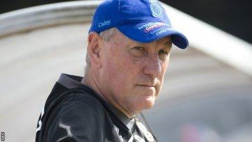 «Хиберниан» получил нового тренера