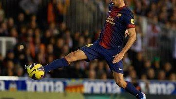 Серхио Бускетс не поможет «Барселоне» в игре с «Бетисом»