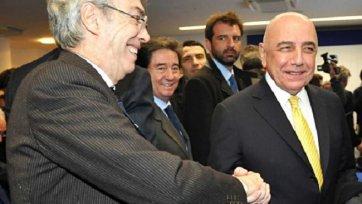 Президент «Интера» поддержал вице-президента «Милана»