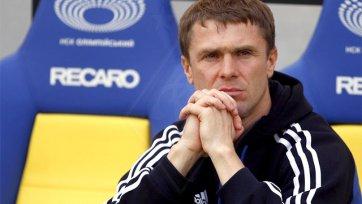 Ребров: «Нынешнее поколение украинских игроков – одно из сильнейших за всю историю»