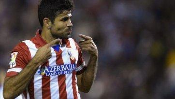 Диего Коста может перейти в немецкий клуб