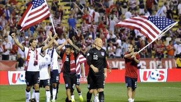 Сборная США несет потери перед играми с Шотландией и Австрией