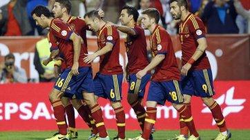 5 млн. евро за победу над сборной Испании