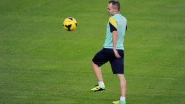 «Барселона» хочет избавиться от Иньесты?