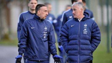Представляем сборную Франции, участника матчей плей-офф ЧМ 2014 года