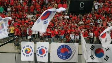 Южная Корея обыграла Швейцарию в товарищеском матче