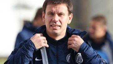 Зырянов пока не видит себя тренером