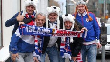 Исландия и Хорватия голов друг другу не забили