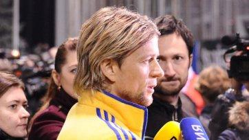 Тимощук: «Победа Украины над Францией ничего не значит»