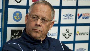 Лагербек: «Наши шансы попасть на Чемпионат мира по-прежнему хороши»