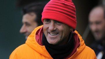 Роберто Манчини: «Шахтер» демонстрирует фантастический футбол