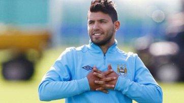 Агуэро: «Нужно играть на выезде более собранно»
