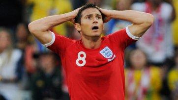 Лэмпард: «Игры с немцами всегда принципиальны»