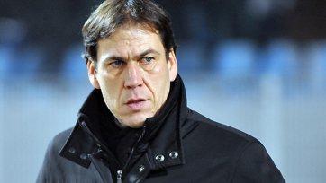 Гарсия: «Я не покину «Рому», ради сборной»