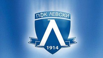 «Газпром» станет титульным спонсором «Левски»