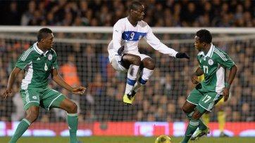Италия и Нигерия покуражились в Лондоне