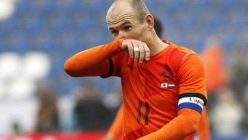 Голландцы несут потери перед игрой с Колумбией