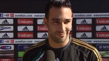 Рами дебютировал за «Милан» в товарищеском матче