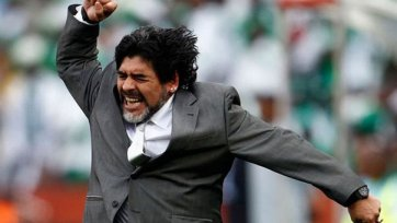Марадона может вернуться к тренерской работе