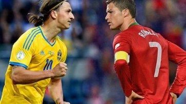 Анонс. Швеция – Португалия. Каков будет ответ Златана?