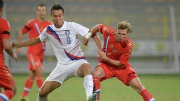 Скучная победа сборной России над Южной Кореей