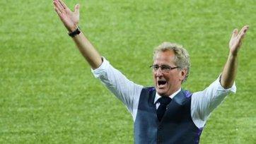 Сборная Швеции может лишиться главного тренера