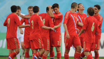 Российская молодежка вырвала победу в матче с Эстонией