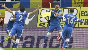 Греция выходит на Чемпионат мира