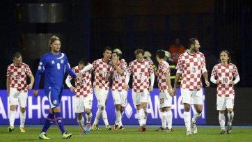 Хорватия сильнее Исландии