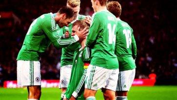Германия увозит победу с «Уэмбли»