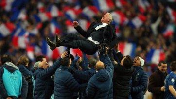 Дешам: «Франция играла с душой»