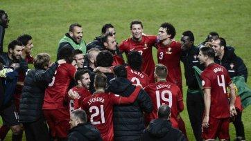 Моутинью: «Роналду снова показал кто лучший футболист в мире»