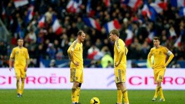 Франция - Украина. Статистический анализ матча