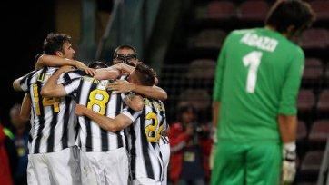 «Ювентус» может сыграть против «Ливорно» без четырех лидеров
