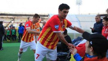 Габулов: «Горим желанием вернуться в Премьер Лигу»