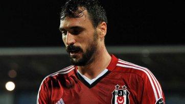 «Атлетико» интересуется форвардом «Бешикташа»