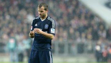 Ван дер Варт уверен, что «Гамбург» справится без него
