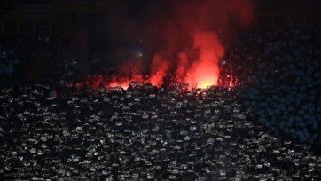 «Наполи» сыграет с «Арсеналом» без зрителей?