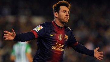 Месси намерен завершить карьеру в «Барселоне»
