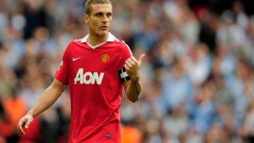 Неманья Видич останется в «Манчестер Юнайтед»