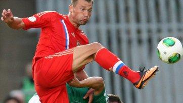 Василий Березуцкий в новой форме мечтает о победе на чемпионате мира
