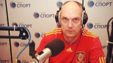 Бубнов: «В Эмиратах наша сборная занималась пародией на футбол»