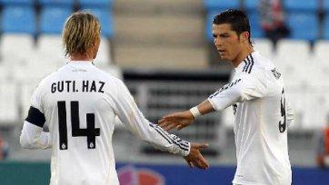 Гути: «На данный момент Роналду лучше всех на две-три головы»