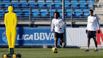 """Марсело в ближайшее время продлит соглашение с """"Реалом"""""""
