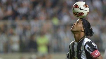 """Роналдиньо: """"Не верьте тем, кто говорит, что """"Золотой мяч"""" для них не важен"""""""