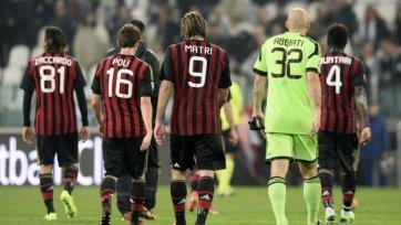 """Аббьяти считает, что """"Милан"""" может попасть в тройку"""