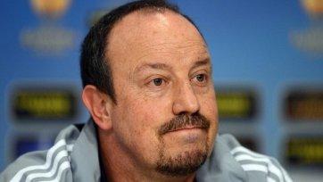 Бенитес: «О ЛЧ начнем думать после матча в чемпионате»