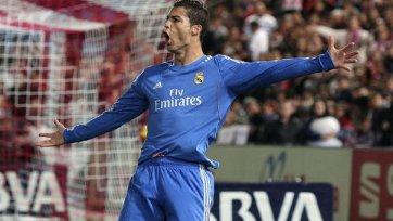 «Реал» потерял Роналду