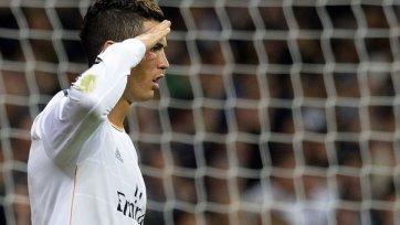 Травма Роналду оказалась не серьезной